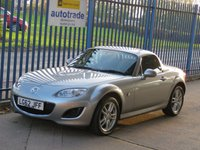 USED 2012 62 MAZDA MX-5 1.8 I ROADSTER SE Coupe / Convertible Full leather Alloys Heated seats  Finance arranged Part exchange available Open 7 days