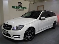 USED 2013 13 MERCEDES-BENZ C CLASS 3.0 C350 CDI AMG Sport Plus 7G-Tronic Plus 5dr
