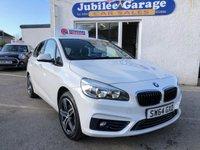 2014 BMW 2 SERIES 1.5 218I SPORT ACTIVE TOURER 5d 134 BHP £SOLD