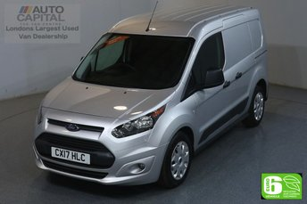 2017 FORD TRANSIT CONNECT 1.5 200 TREND 100 BHP SWB EURO 6 ENGINE £7990.00
