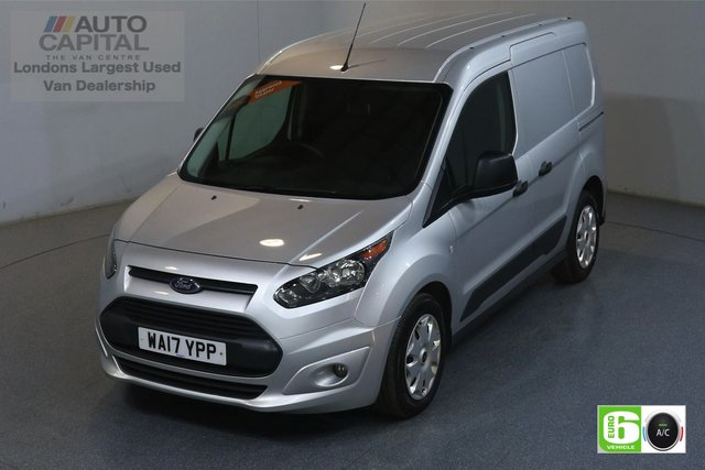 2017 17 FORD TRANSIT CONNECT 1.5 200 TREND 100 BHP SWB EURO 6 ENGINE ONE OWNER, SERVICE HISTORY