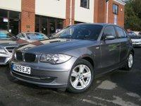 USED 2009 09 BMW 1 SERIES 2.0 116I SE 5d 121 BHP
