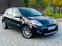 USED 2012 12 RENAULT CLIO 1.1 DYNAMIQUE TOMTOM TCE 5d 100 BHP