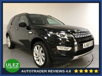 2016 LAND ROVER DISCOVERY SPORT 2.0 TD4 HSE LUXURY 5d AUTO 180 BHP £24900.00