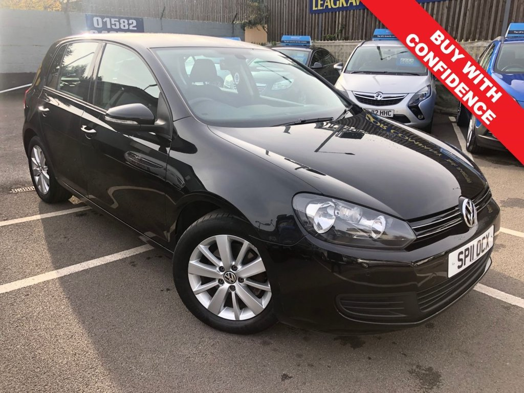 USED 2011 11 VOLKSWAGEN GOLF 1.4 MATCH TSI DSG 5d 121 BHP MOT TILL SEPTEMBER 2020