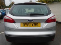 USED 2011 61 FORD FOCUS 1.6 TITANIUM 5d 124 BHP GUARANTEED TO BEAT ANY 'WE BUY ANY CAR' VALUATION ON YOUR PART EXCHANGE