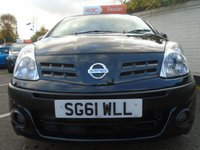 USED 2011 61 NISSAN PIXO 1.0 N-TEC 5d 67 BHP GUARANTEED TO BEAT ANY 'WE BUY ANY CAR' VALUATION ON YOUR PART EXCHANGE