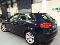 USED 2009 09 AUDI A3 2.0 TFSI Sport Sportback S Tronic quattro 5dr