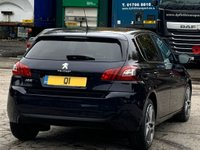 USED 2014 64 PEUGEOT 308 1.6 e-HDi Feline (s/s) 5dr JustServiced/PanRoof/KeyLess