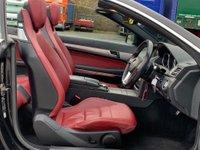USED 2014 14 MERCEDES-BENZ E CLASS 3.0 E350 CDI BlueTEC AMG Sport Cabriolet 7G-Tronic Plus 2dr ParkAssist/AMGSportPack/SatNav