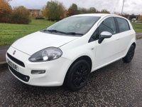 2013 FIAT PUNTO 1.2 8V Easy 5dr £2995.00