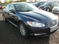 2008 JAGUAR XF 2.7 LUXURY V6 4d AUTO 204 BHP £4000.00
