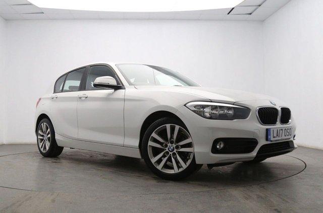 2017 17 BMW 1 SERIES 1.5 116D SPORT 5d 114 BHP