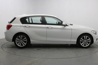 USED 2017 17 BMW 1 SERIES 1.5 116D SPORT 5d 114 BHP