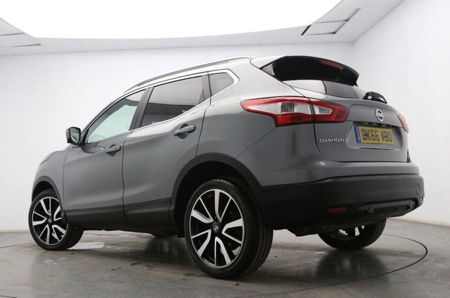 NISSAN QASHQAI at Georgesons