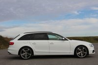 USED 2015 15 AUDI A4 3.0 S4 AVANT QUATTRO BLACK EDITION 333 BHP