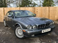 USED 2006 55 JAGUAR XJ 2.7 TDVI SOVEREIGN 4d 206 BHP Great Service History