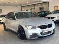 USED 2015 15 BMW 3 SERIES 3.0 330D M SPORT 4d 228 BHP BM PERFORMANCE STYLING+PLUS PK