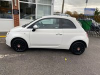 USED 2009 59 FIAT 500 1.2 POP DUALOGIC 3d AUTO 69 BHP