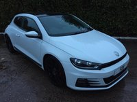 USED 2015 65 VOLKSWAGEN SCIROCCO 2.0 TDI BLUEMOTION TECHNOLOGY 2d 148 BHP