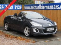 2014 PEUGEOT 308 1.6 CC ACTIVE NAVIGATION VERSION 2d 120 BHP £5795.00