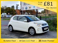 USED 2016 16 CITROEN C1 1.0 FEEL 3d 68 BHP