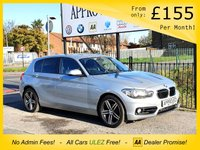 2015 BMW 1 SERIES 2.0 118D SPORT 5d 147 BHP £8995.00