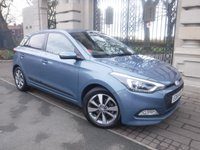 USED 2015 65 HYUNDAI I20 1.4 CRDI PREMIUM 5d 89 BHP *** FINANCE & PART EXCHANGE WELCOME *** AIR/CON CRUISE CONTROL BLUETOOTH PHONE PARKING SENSORS PRIVACY GLASS