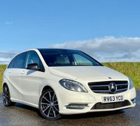 USED 2013 63 MERCEDES-BENZ B CLASS 1.8 B200 CDI Sport 7G-DCT 5dr LOW MILES! PAN ROOF! PRIVACY!