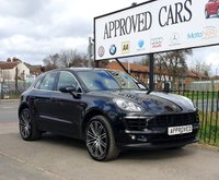 USED 2016 16 PORSCHE MACAN 3.0 D S PDK 5d 258 BHP RECENTLY SERVICED, A* CONDITION! Heated Leather Seats, DAB, Nav, ££££'s of Extras!