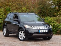 USED 2006 06 NISSAN MURANO 3.5 V6 5d AUTO 231 BHP SERVICE HISTORY, NEW MOT ON PURCHASE