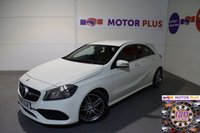 USED 2015 65 MERCEDES-BENZ A CLASS 2.1 A 200 D AMG LINE 5d 134 BHP