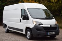 2016 CITROEN RELAY 2.2 35 L3H2 ENTERPRISE HDI 129 BHP £7450.00