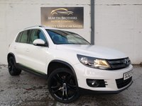 USED 2013 62 VOLKSWAGEN TIGUAN 2.0 SE TDI BLUEMOTION TECHNOLOGY 4MOTION 5d 138 BHP