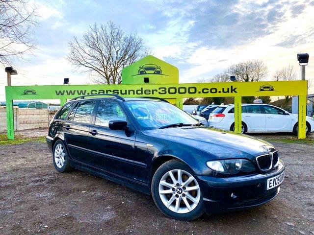USED 2005 05 BMW 3 SERIES 2.0L 320D ES TOURING 5d 148 BHP