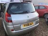 USED 2008 08 RENAULT SCENIC 1.6 DYNAMIQUE VVT 5d 111 BHP AIR CONDITIONING: FRONT FOGS: