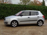 USED 2008 08 SKODA FABIA 1.4 LEVEL 1 TDI 5d 79 BHP