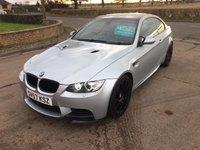 2008 BMW M3 4.0 M3 2d 415 BHP £14995.00