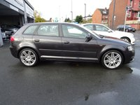 USED 2009 59 AUDI A3 2.0 TDI S LINE 5d 138 BHP 1 OWNER AND FULL SERVICE HISTORY