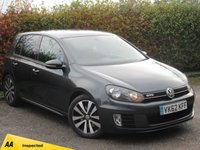 USED 2012 62 VOLKSWAGEN GOLF 2.0 GTD TDI 5d  * FULL HEATED SPORT LEATHER SEATS *