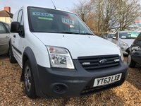 2013 FORD TRANSIT CONNECT 1.8 T200 LR VDPF 89 BHP £4299.00
