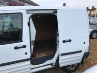 USED 2013 63 FORD TRANSIT CONNECT 1.8 T200 LR VDPF 89 BHP RECENTLY SERVICED AND CAMBELTED: