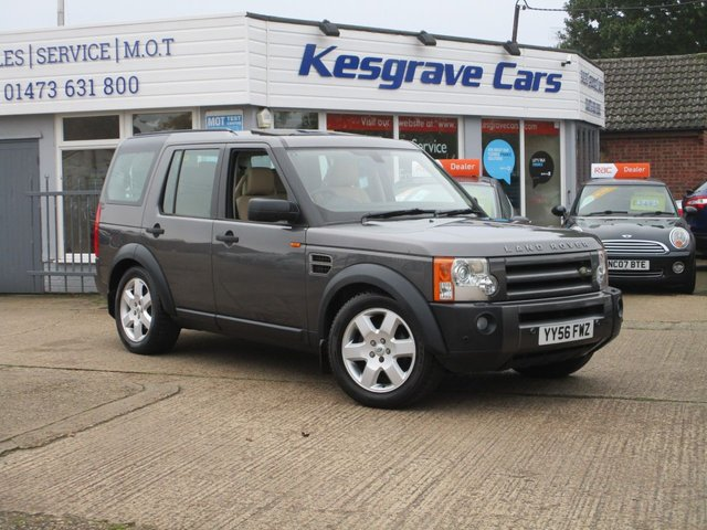 USED 2006 56 LAND ROVER DISCOVERY 2.7 3 TDV6 HSE 5d AUTO 188 BHP 1 Owner, £325 Road Tax