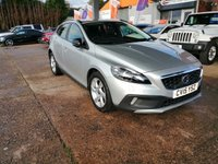 2015 VOLVO V40 1.6 D2 CROSS COUNTRY LUX 5d AUTO 113 BHP £7990.00