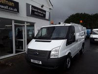 2013 FORD TRANSIT 2.2 300 100BHP SWB SOLD