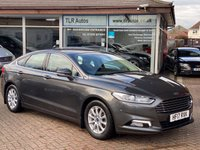 USED 2017 17 FORD MONDEO 2.0TDCi  ZETEC ECONETIC 5d 148 BHP Free MOT for Life