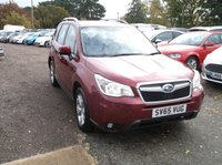 USED 2015 65 SUBARU FORESTER 2.0 D XC PREMIUM 5d AUTO 145 BHP High Spec Forester With Full Dealer History and New Year Long MOT!