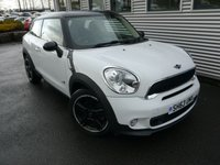USED 2013 63 MINI PACEMAN 1.6 COOPER S ALL4 3d 184 BHP