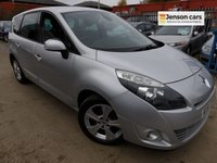 2011 RENAULT GRAND SCENIC 1.5 DYNAMIQUE TOMTOM DCI 5d 110 BHP £3490.00