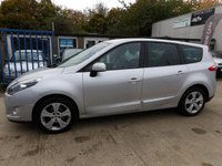 USED 2011 61 RENAULT GRAND SCENIC 1.5 DYNAMIQUE TOMTOM DCI 5d 110 BHP NEW MOT, SERVICE & WARRANTY